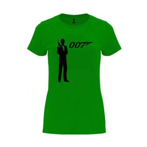 Dámské tričko Premium James Bond