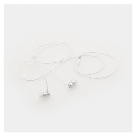 Sinsay - Pecková sluchátka - Bílá
