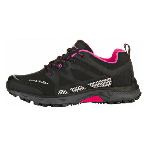 ALPINE PRO ISSAIE Uni outdoorová obuv UBTR204452 růžová