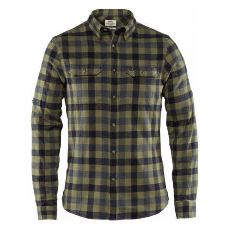 Košile FJÄLLRÄVEN Skog Shirt M - Dusk Fjällräven