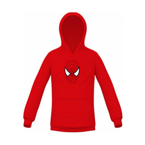 Dětská mikina Spiderman