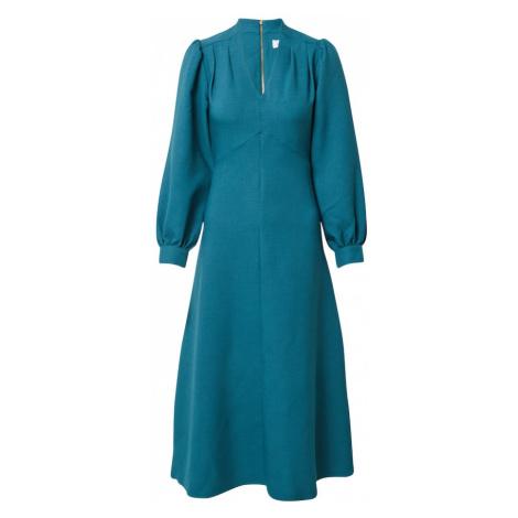 Closet London Šaty smaragdová
