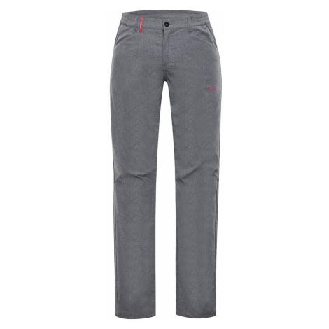 ALPINE PRO TIMERA Dámské softshellové kalhoty LPAS437770 šedá
