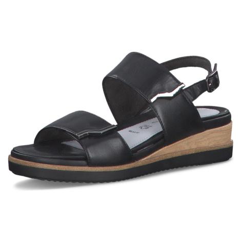 1-28247-26 Dámské boty 003 černá Tamaris