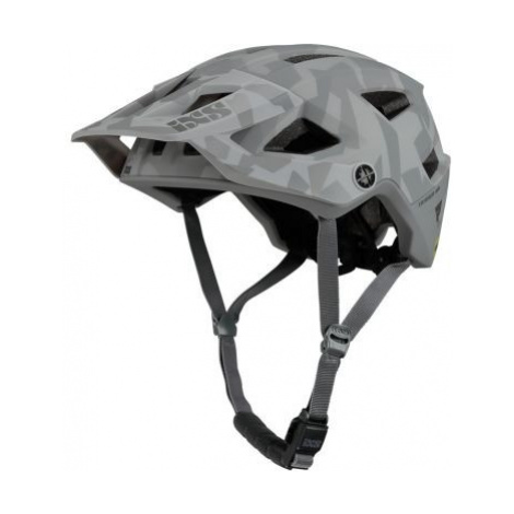 iXS helma Trigger AM MIPS Camo Grey SM