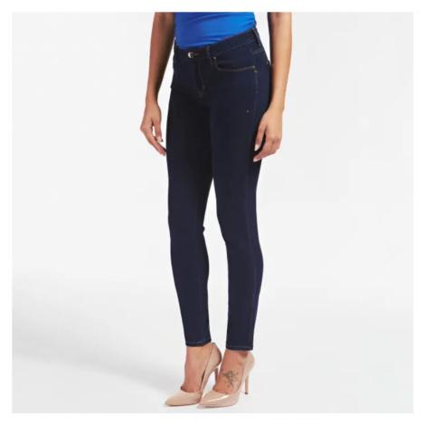 Guess dámské tmavě modré džíny