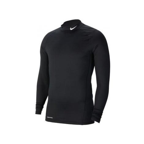 Nike Pro Warm Černá
