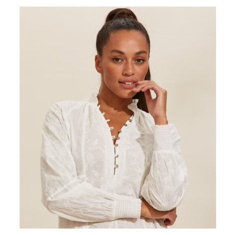 Halenka Odd Molly Esther Blouse - Bílá