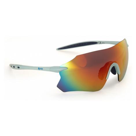 KILPI Sluneční brýle s obalem REZZA-U MU0056KILBL Bílo/Modrá UNI