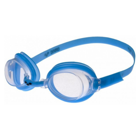 Arena BUBBLE 3 JR modrá - Dětské plavecké brýle