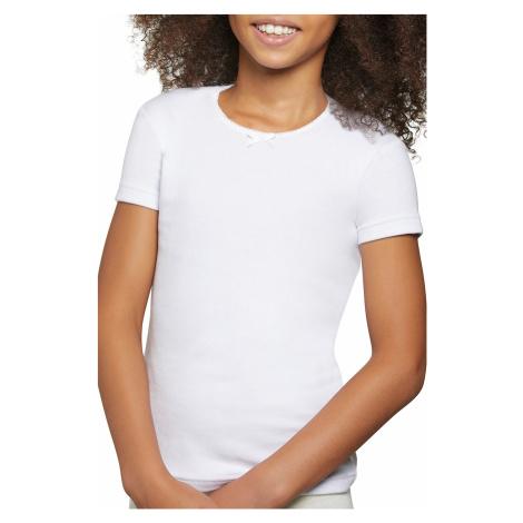 Dívčí bavlněné tričko Simple Ysabel Mora