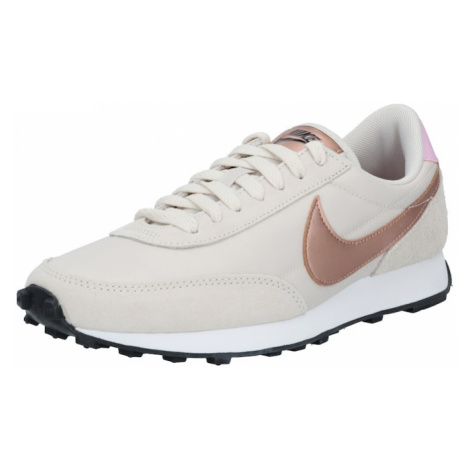 Nike Sportswear Tenisky 'Nike DBreak' bronzová / světle béžová