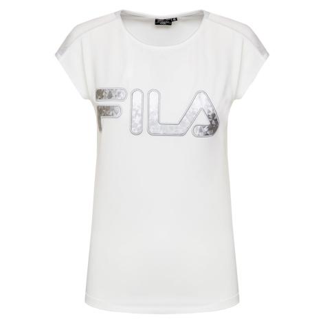Tričko Fila ALEXA bílá