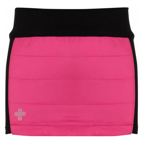 KILPI Dívčí zateplená sukně MATIRA-JG HJ0027KIPNK Růžová