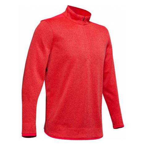 Under Armour SweaterFleece 1/2 Zip Pánský fleece svetr 1345464-628 Beta