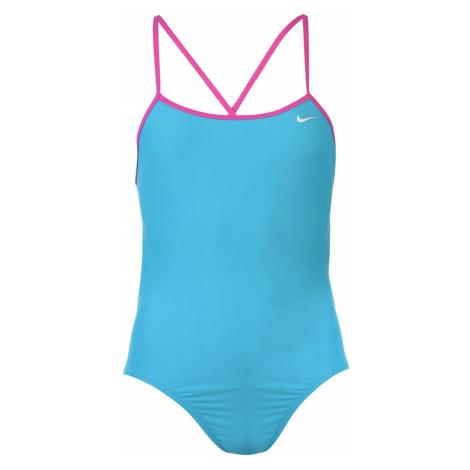 Nike Solid One Piece Swimsuit dámske