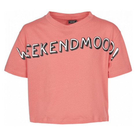 Kids Weekend Mood Tee Urban Classics