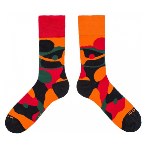 Ponožky Soccus Orbis Terra Woox