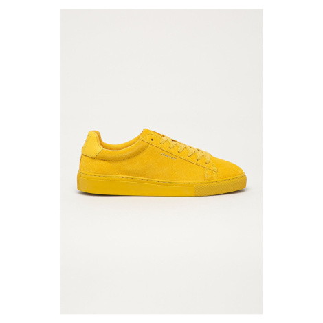 Gant - Kožené boty Mc Julien