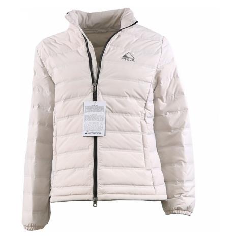 PIROL bunda dámská Lady Goose Ultra-light FWW17004 zimní péřová