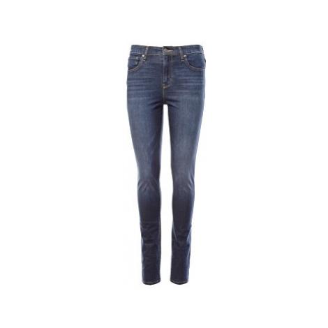 Levi´s® jeans 721 Hight Rise Skinny Up For Grabs dámské modré