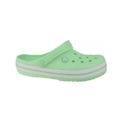 Crocs Crocband Clog K Zelená