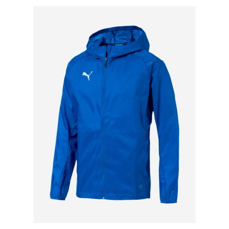 Bunda Puma Liga Training Rain Jkt Core Modrá