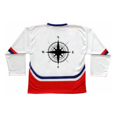 Hokejový dres ČR Kompas
