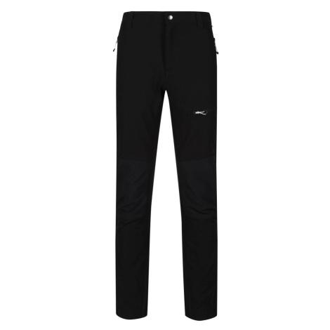 Pánské softshellové kalhoty Regatta QUESTRA III černá