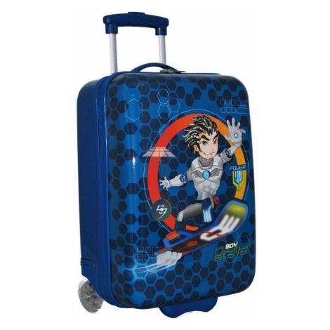 Dětský kufr Madisson Power 2W SX