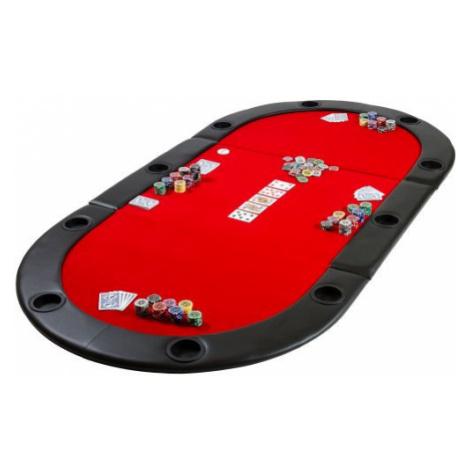 Tuin Poker podložka skládací červená