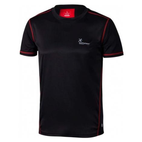 Klimatex FEDDE černá XL - Pánské běžecké triko