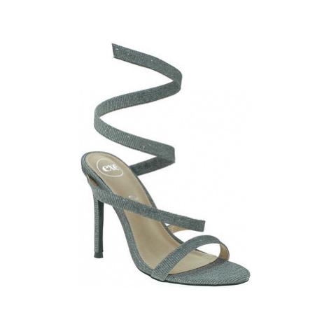 Exé Shoes G434S881664L Stříbrná
