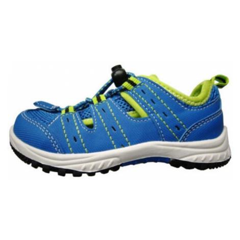 Dětská letní obuv Alpine Pro KARIA - modrá