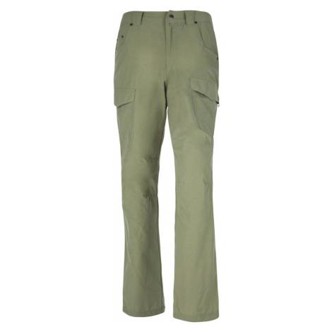 KILPI Outdoorové kalhoty TRAVELLER EM0021KIKHK Khaki