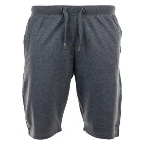 ALPINE PRO PANFIL 2 tmavě šedá - Pánské šortky