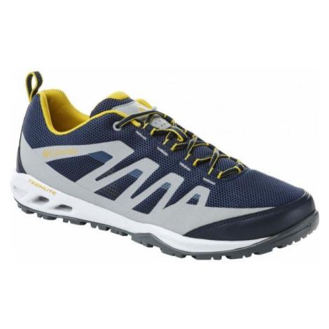 Columbia VAPOR VENT modrá - Pánské outdoorové boty