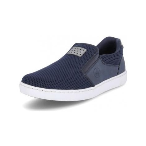 Rieker B606415 Modrá
