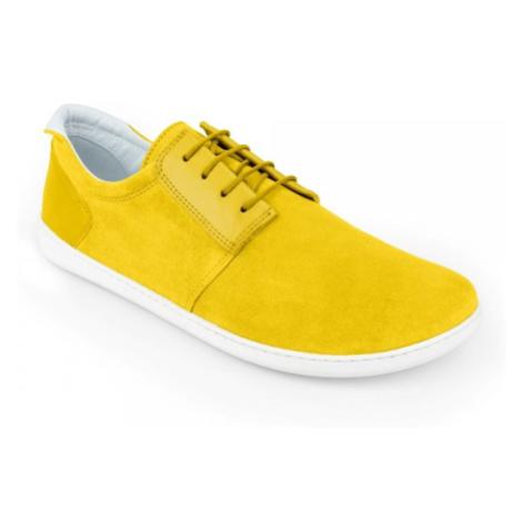 boty Zaqq Piquant-yellow