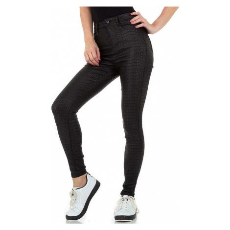 Dámské koženkové kalhoty Daysie