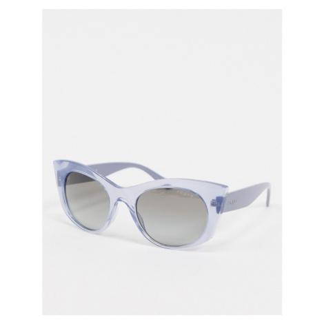 Vogue lilac cat eye sunglasses-Purple