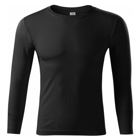Piccolio Progress LS Unisex tričko P7501 černá