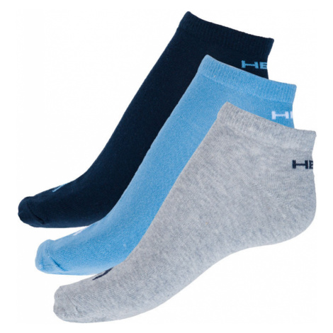 3PACK ponožky HEAD vícebarevné (761010001 168) L