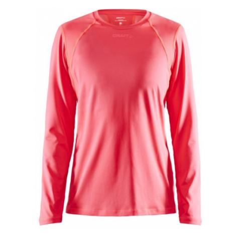 Dámské tričko CRAFT ADV Essence LS červená