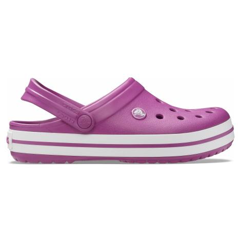 Dámské boty Crocs CROCBAND fialová