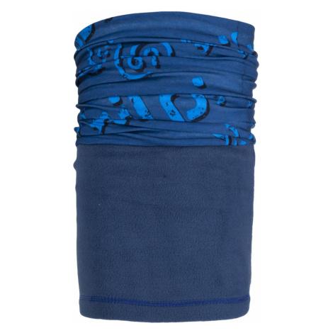 KILPI Unisex šátek MINION-U JU0435KIDBL Tmavě modrá UNI
