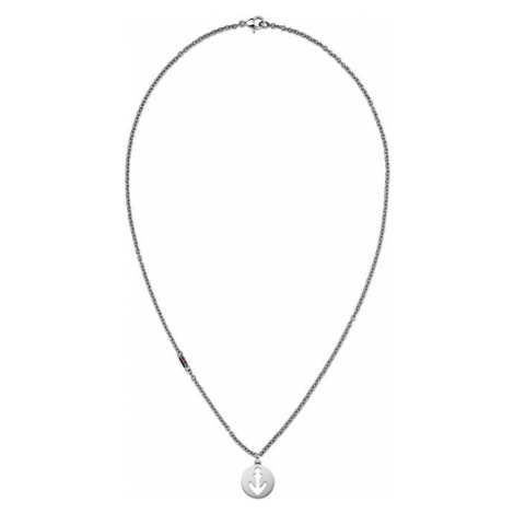 Tommy Hilfiger Ocelový náhrdelník s kotvou TH2700927