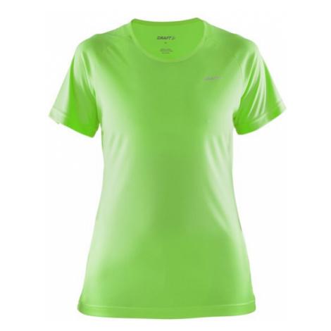 Dámské tričko CRAFT Prime světle zelená