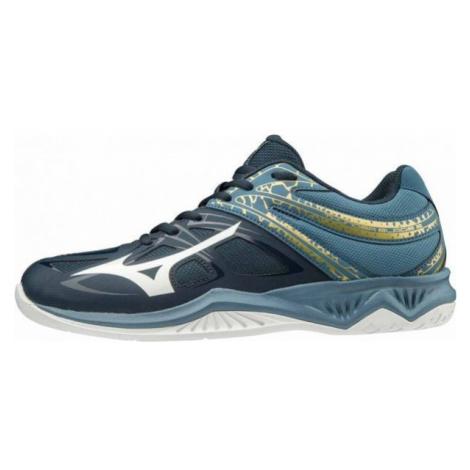 Mizuno THUNDER BLADE 2 modrá - Pánská sálová obuv