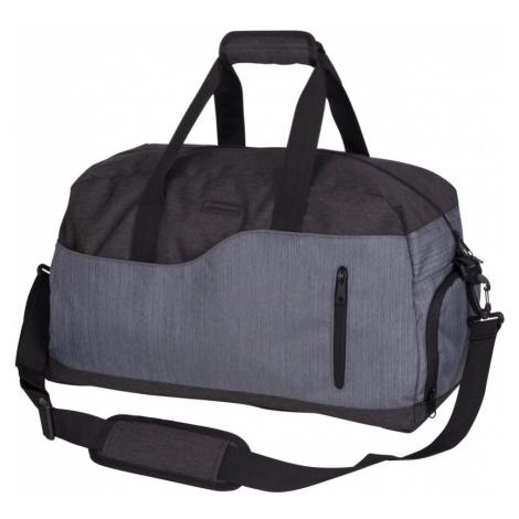 ALPINE PRO ROQUE Unisex taška UBGN077779 tmavě šedá